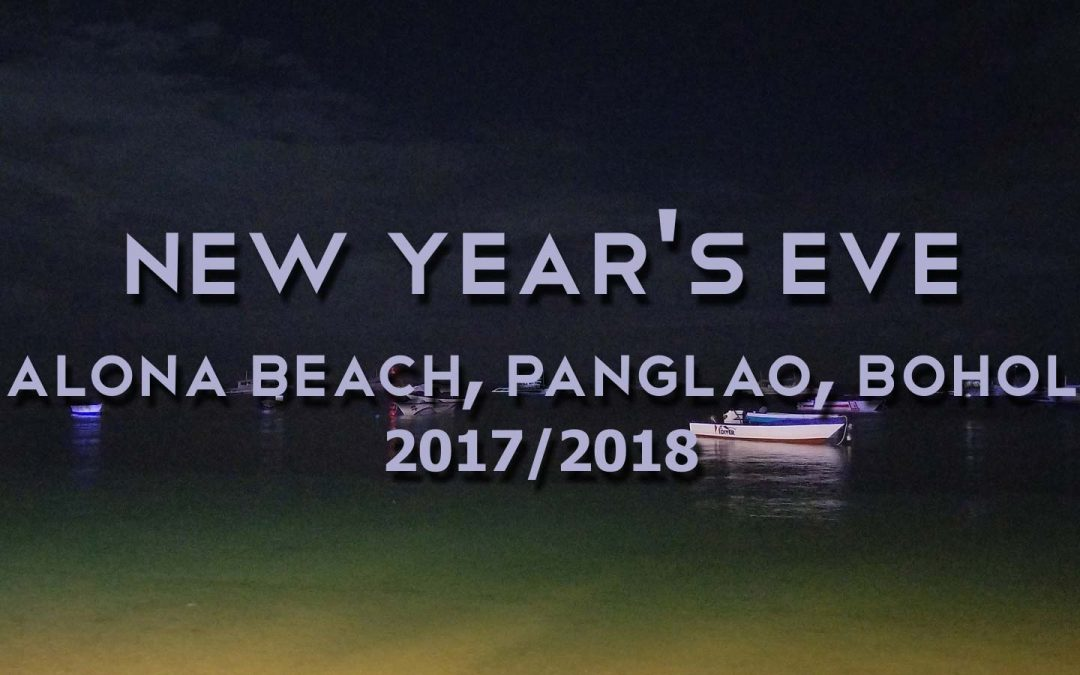 New Year's Eve 2017/2018 Alona Beach